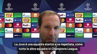 """Anteprima immagine per Chelsea, Cech: """"Nedved, amico mio, ti sfido"""""""