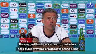 """Anteprima immagine per Italia senti Luis Enrique: """"I rigori? Nessuna lotteria è bravura"""""""
