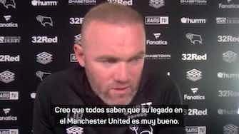 """Imagen de vista previa para Rooney: """"El United nunca dejaría que Cristiano fuera al City"""""""