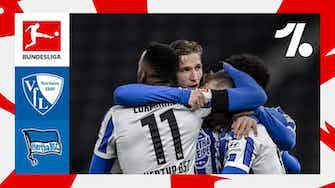 Imagem de visualização para Melhores lances de Bochum vs. Hertha Berlin | 09/12/2021