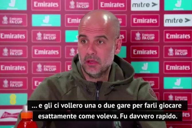 """Guardiola: """"Sorpreso da Tuchel? No, lo ammiro"""""""