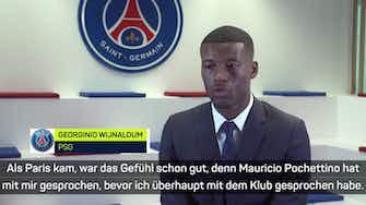 Vorschaubild für Wijnaldum: Darum wurde es PSG und nicht Barcelona