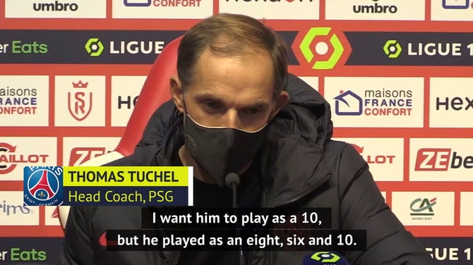 Preview image for 'Too defensive' Neymar and a work-in-progress Icardi - Tuchel after PSG win