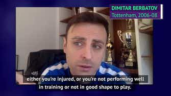 Preview image for Berbatov disappointed with Bale's Tottenham comeback
