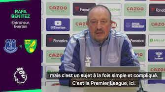 """Image d'aperçu pour Tranferts - Benítez : """"James Rodríguez ? Quand on a un joueur disponible 50% du temps..."""""""