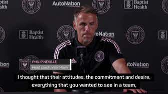 Preview image for Neville 'hurt' despite Miami snapping six-game skid against Philly