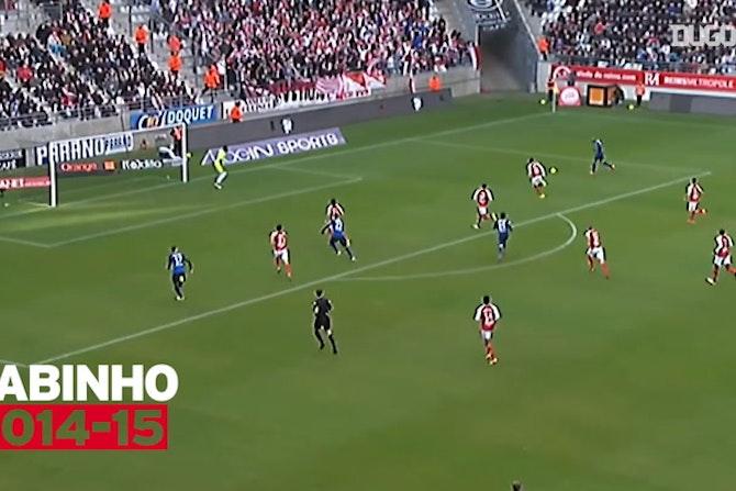 Monaco's top five goals vs Reims