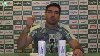 Imagem de visualização para Abel fala do desempenho defensivo e crava Palmeiras na briga pelo título do Brasileiro
