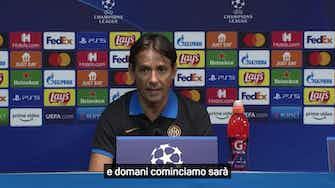 """Anteprima immagine per Inzaghi alla prova Real: """"Con il coltello fra i denti"""""""