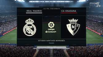 Imagen de vista previa para Real Madrid y Osasuna juegan en OneFootball