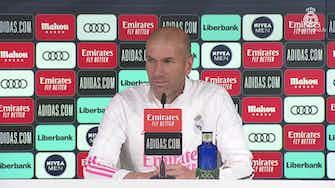 Imagen de vista previa para La respuesta de Zidane a un posible trueque de Mbappé por Vinicius