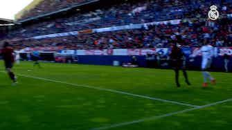 Imagen de vista previa para Grandes goles de Karim Benzema frente a Osasuna