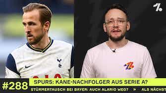Vorschaubild für Spurs: Kane-Nachfolger aus Serie A?
