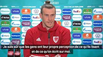 """Image d'aperçu pour 8es - Bale : """"Je ne suis pas la personne que les médias aiment décrire"""""""