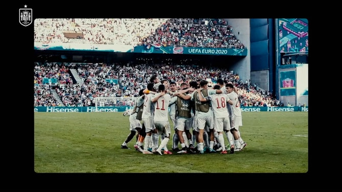 Imagen de vista previa para Eric García, sobre su 'increíble experiencia en la Eurocopa tras un año duro'