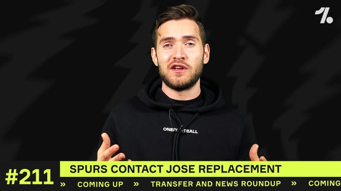 Spurs contact possible Mourinho REPLACEMENT!