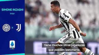 """Imagen de vista previa para Inzaghi: """"Cristiano es fantástico, pero la Juve tiene también otros jugadores peligrosos"""""""