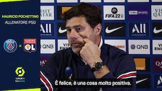 """Anteprima immagine per Pochettino lancia Messi: """"Domani il debutto davanti ai tifosi"""""""