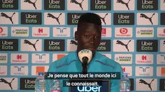 """Image d'aperçu pour OM - Gueye : """"Saliba ? Ça va être un énorme joueur"""""""