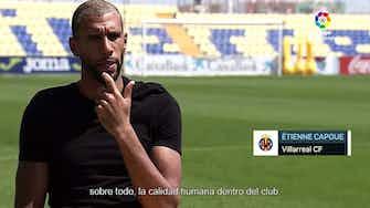"""Imagen de vista previa para Capoue: """"Cuando llegué al Villarreal me sorprendió la calidad de los jugadores"""""""