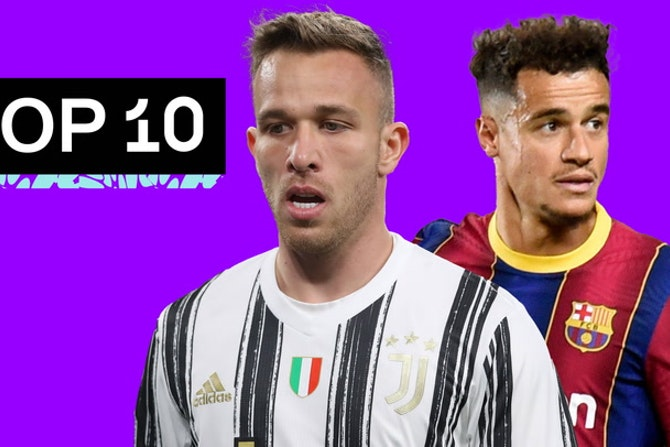 Os 10 PIORES BRASILEIROS na Europa da Temporada 20/21!