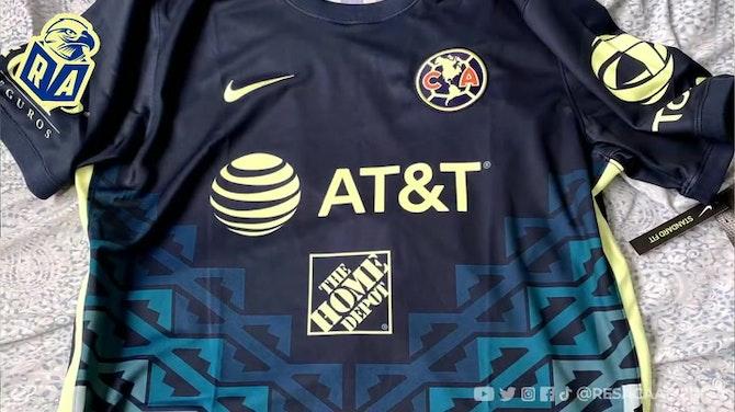 Imagen de vista previa para Así es el nuevo jersey del América