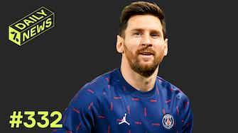 Vorschaubild für Messi trifft für PSG! Borussia Dortmund gewinnt!