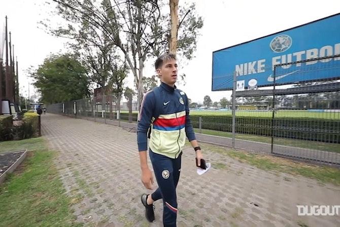 El Club América viaja a Pachuca para la ida de los cuartos de final