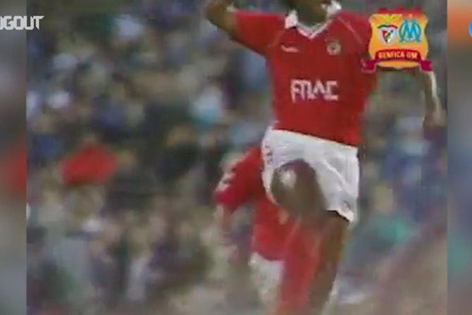 Les meilleurs moments de OM vs SL Benfica en 1989