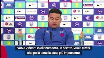 """Anteprima immagine per Lingard: """"Cristiano è perfetto per lo United"""""""