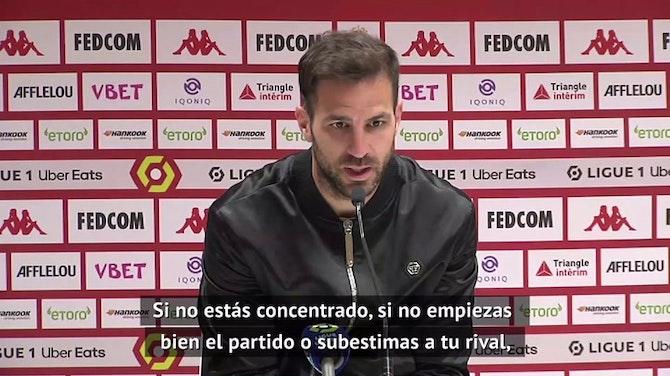 """Imagen de vista previa para Fábregas, sobre la goleada sufrida por el Chelsea: """"Las cosas en el fútbol están equilibradas"""""""
