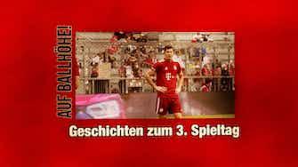 Vorschaubild für Auf Ballhöhe! Geschichten zum 3.Spieltag