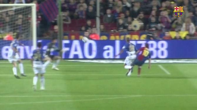 Image d'aperçu pour Les meilleurs buts de Messi en Liga
