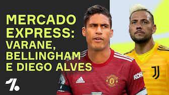 Imagem de visualização para Man. United quer VARANE! Chelsea prepara futuro e + sobre o MERCADO DA BOLA!