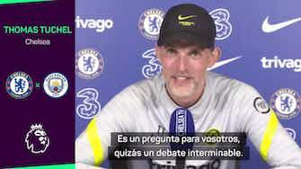 "Imagen de vista previa para Tuchel: ""Tengo un gran respeto por Guardiola"""