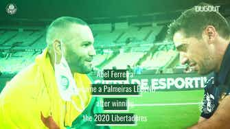 Preview image for Abel Ferreira leads Palmeiras to Libertadores glory after 21 years