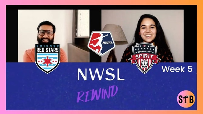 Preview image for Chicago Red Stars 1-1 Washington Spirit | #NWSLRewind Week 5