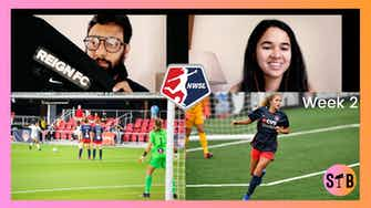 Preview image for Radha & Romel pick their NWSL Goals of Week 2