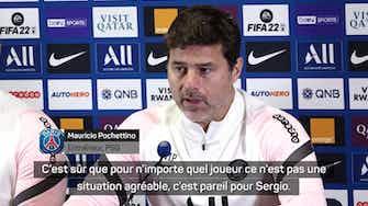 """Image d'aperçu pour 10e j. - Pochettino sur Ramos : """"Il souffre mais il est fort mentalement"""""""