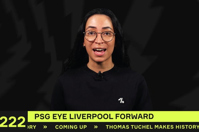 PSG want Liverpool forward to REPLACE Mbappe!