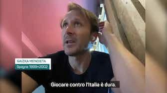 """Anteprima immagine per Mendieta elogia l'Italia: """"Bravo Mancini, e che energia a centrocampo!"""""""