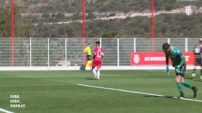 Image d'aperçu pour Les buts de Monaco contre Bruges en amical