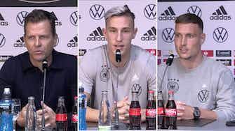 """Vorschaubild für """"Alles coole Typen"""" - Junge Generation ist beim DFB angekommen"""