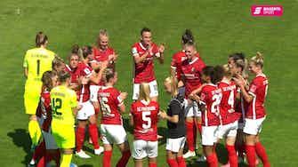 Vorschaubild für SC Freiburg - Eintracht Frankfurt (Highlights)