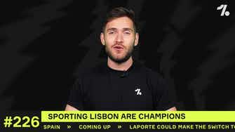 Preview image for Sporting Lisbon are CHAMPIONS!