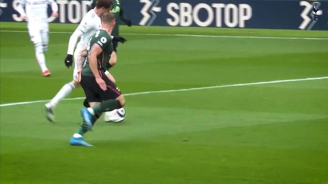 Grandes defesas de Lloris pelo Tottenham em 2020/21