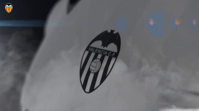 El Valencia CF presenta su propio 'fan token'