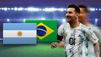 Vorschaubild für Di Maria mit dem goldenen Treffer! Messi krönt seine Karriere | Argentinien - Brasilien
