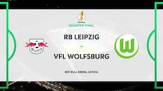 Image d'aperçu pour DFB Pokal Highlights: RB Leipzig 2-0 Wolfsburg
