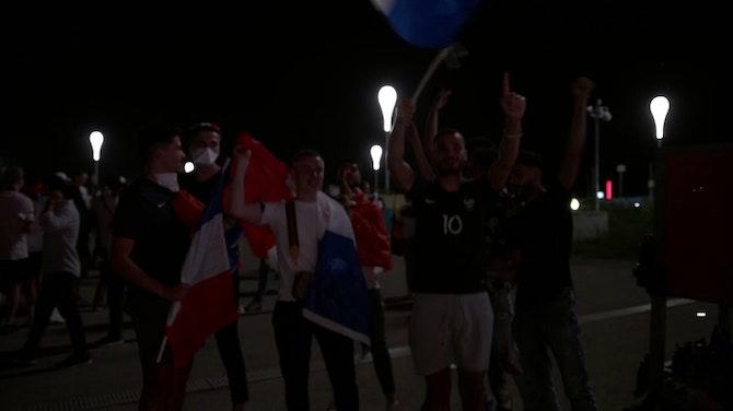 Das sagen die DFB-Fans zum verpatzten EM-Start